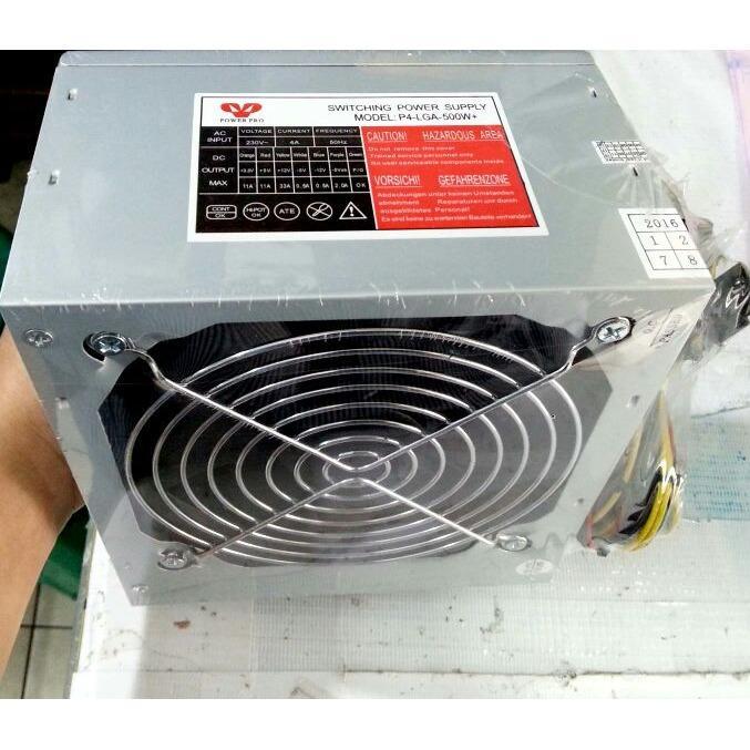 PSU 500w Power Pro 500 Watt