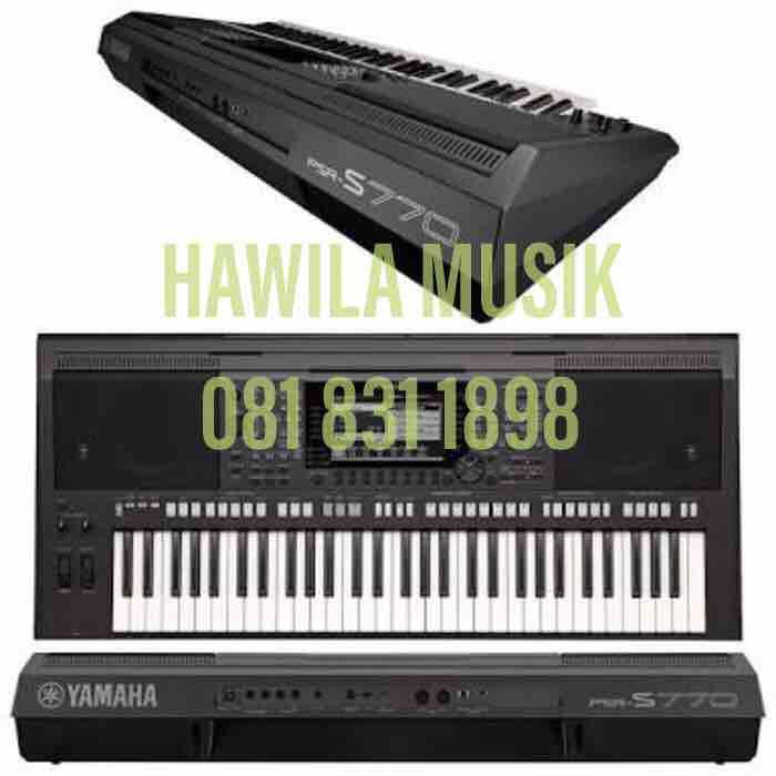Electone Yamaha Psrs770 Portable Keyboard YAMAHA PSRS770 PSR S770 PSRS 770 PSR S 770