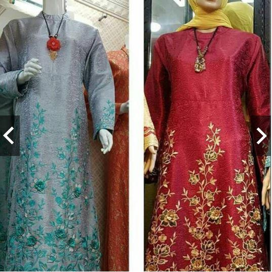 Gamis Jaguar Floacking 02
