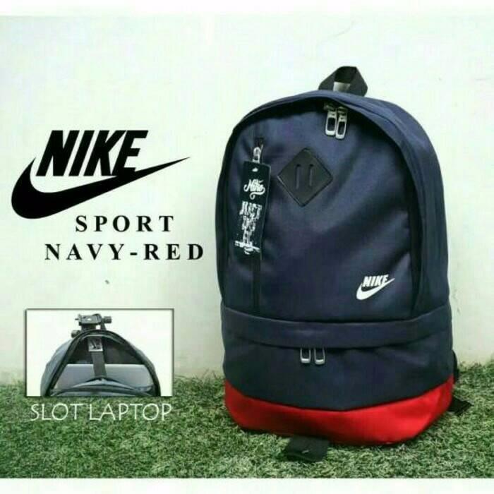 Best Promo! Tas Sekolah Atau Kuliah Pria Murah Tas Nike Bagus Tas Backpack TERBARU