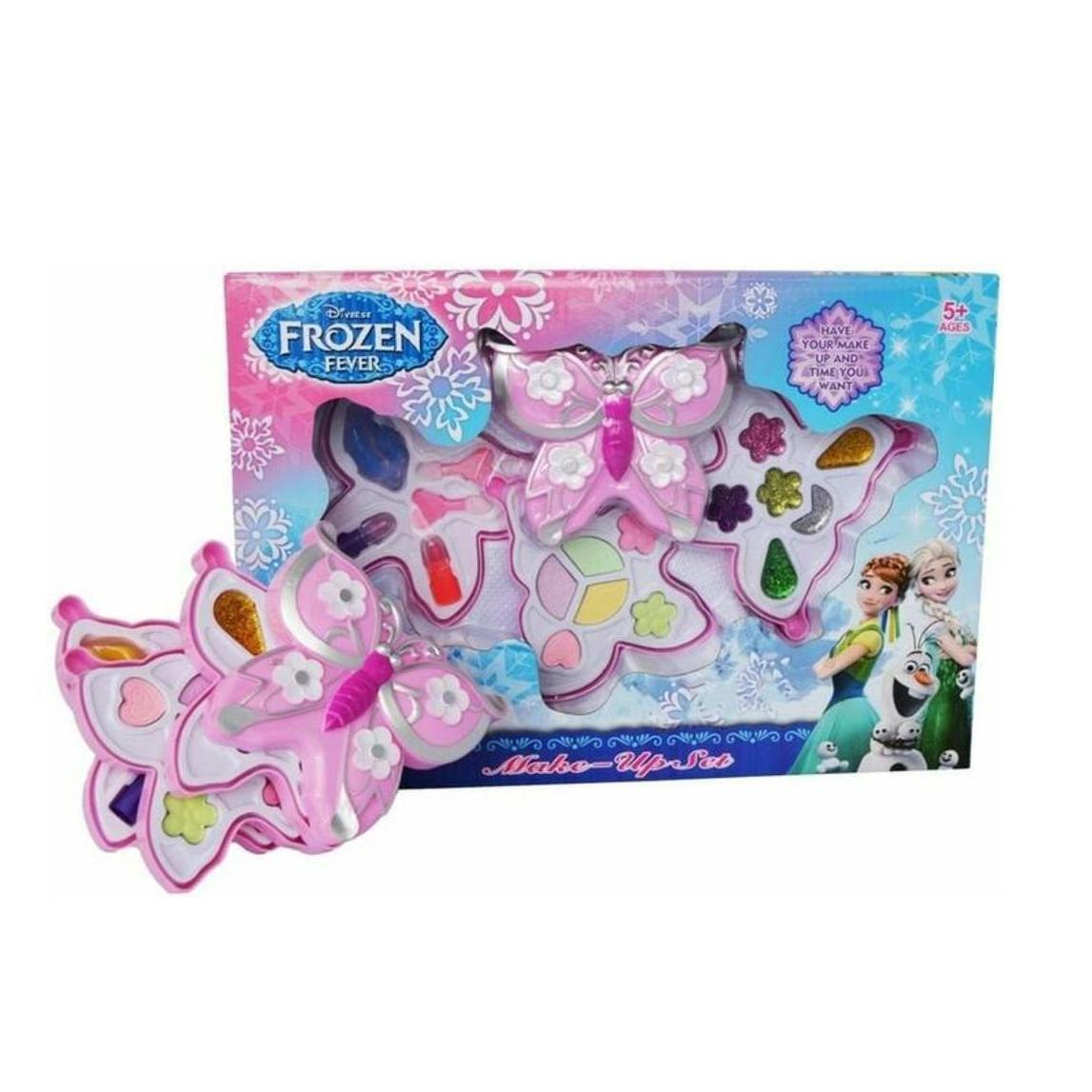 [0960240057] MAKE UP SET FROZEN BUTTERFLY MAINAN ANAK