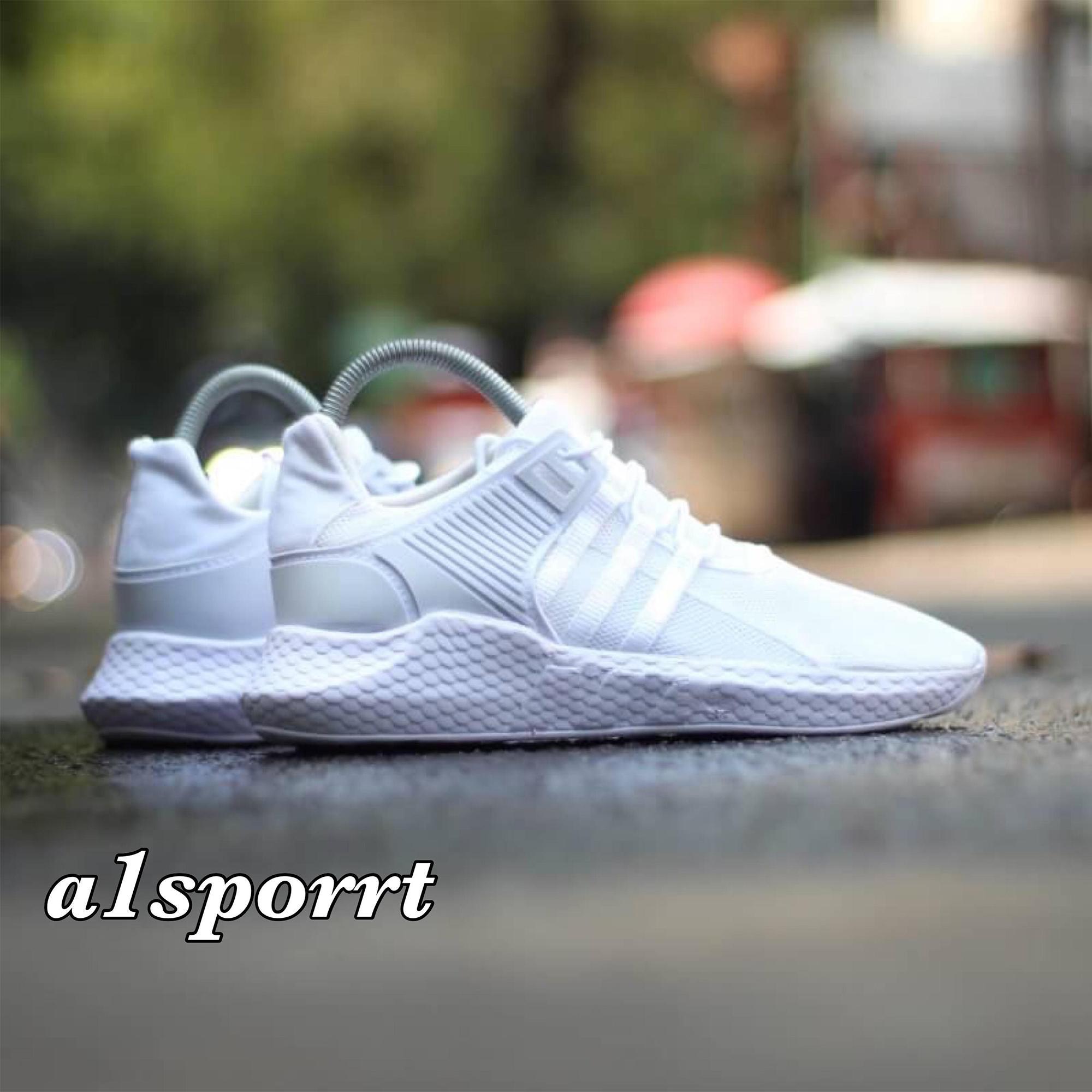 Adidas Equipment Women Kualitas Premium Full White