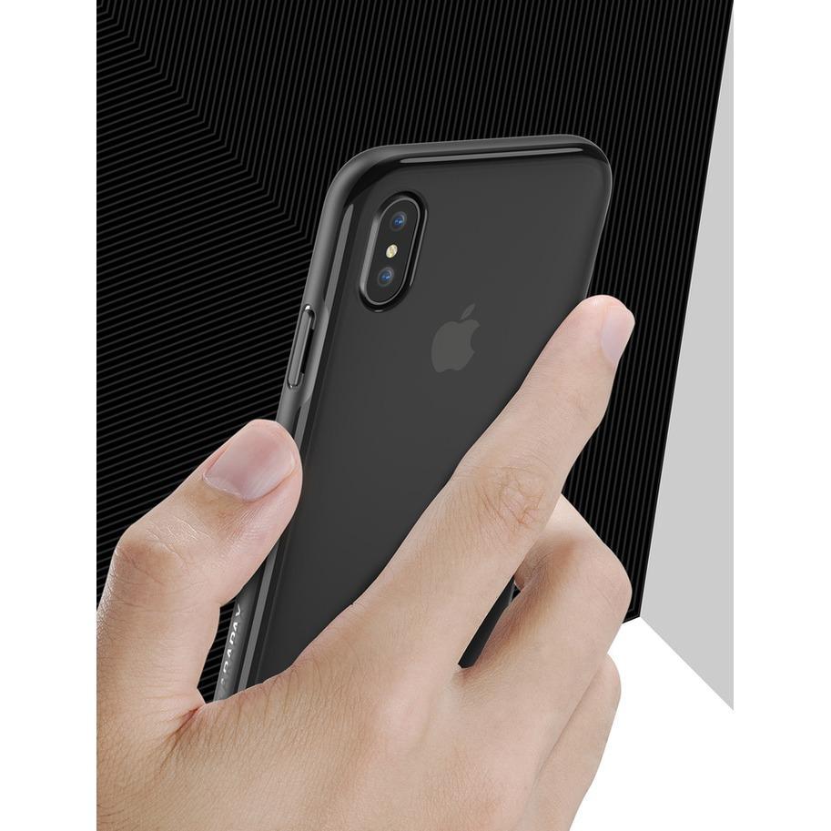 Cek Harga Baru Anker Karapax Casing Ice For Iphone X Hitam A9010h11 Kabel Double Nylon Powerline 1ft Lightning Merah 2