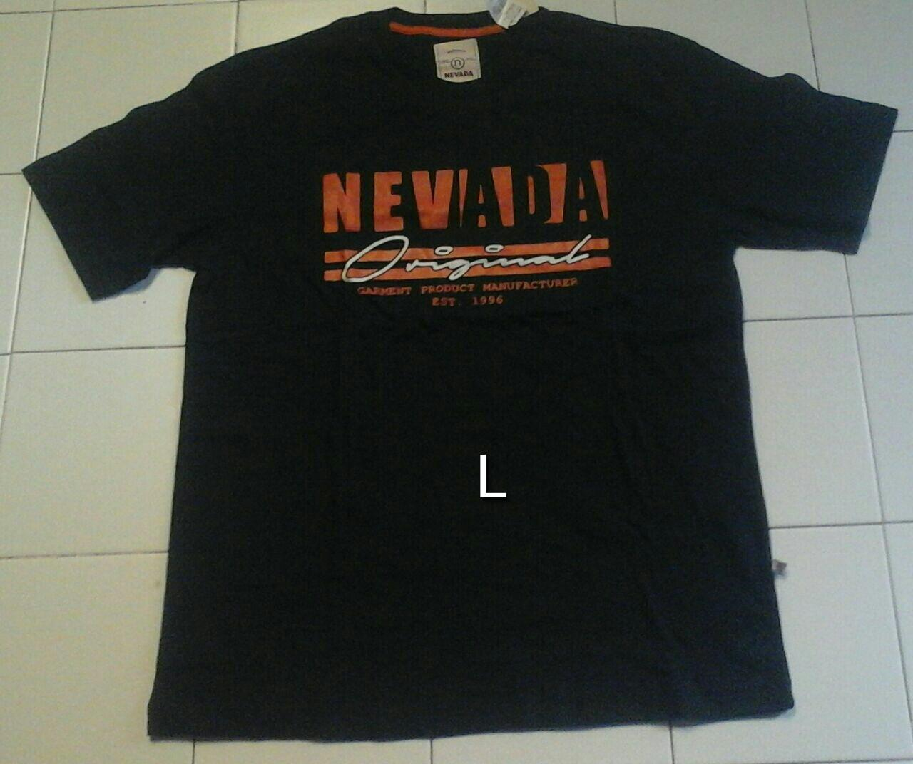 Kaos Casual Nevada
