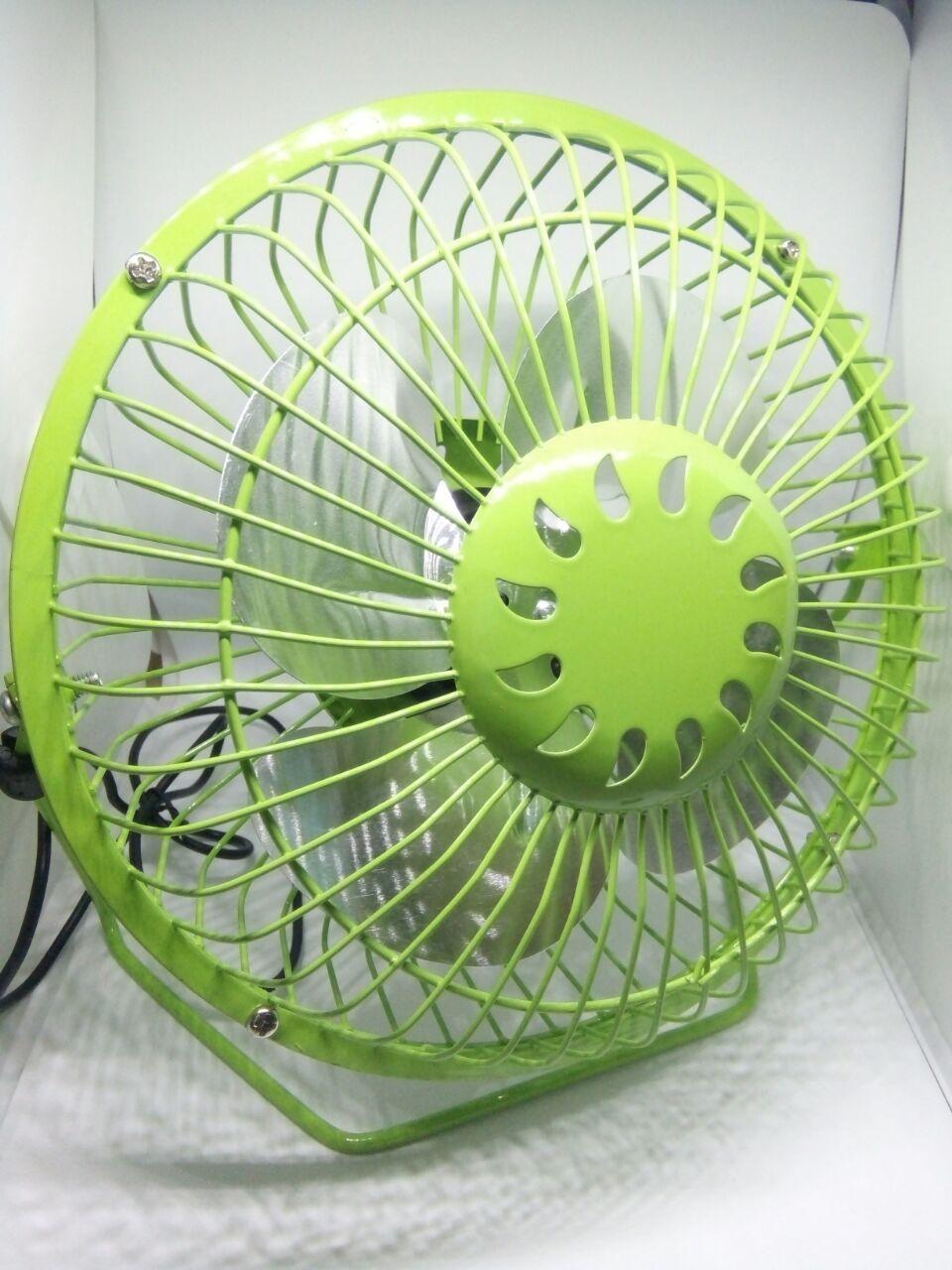 Kehebatan Kipas Angin Mini Fan Besi Usb Multicolor Flexibel Toserba Medan