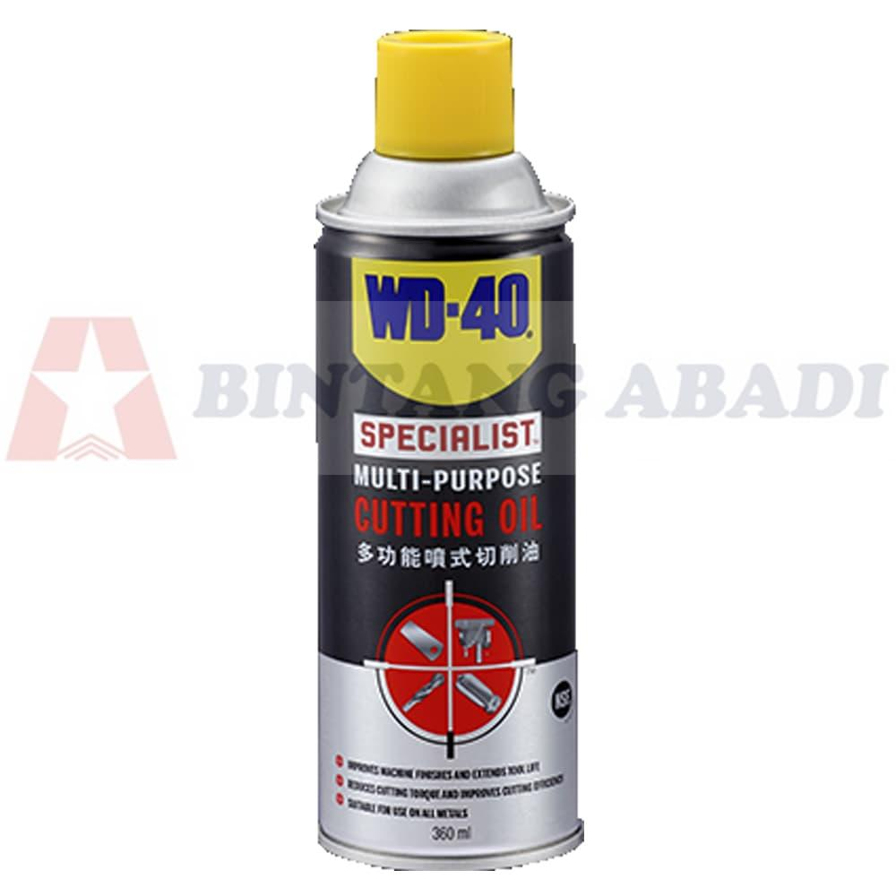 Termurah WD-40 Specialist Multi-Purpose Cutting Oil 360 mL Pelumas Potong Metal Harga Grosir