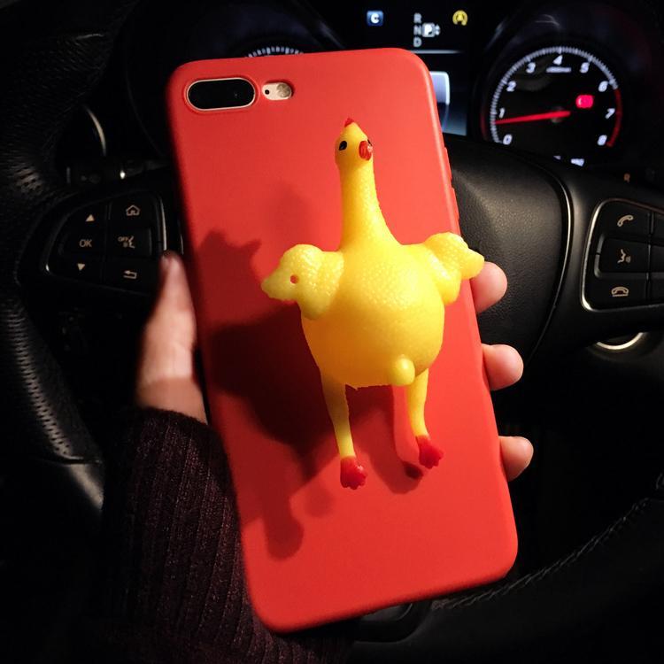 Ayam Petelur Mengurangi Tekanan Selubung Bungkus Penuh Anti Jatuh Lembut