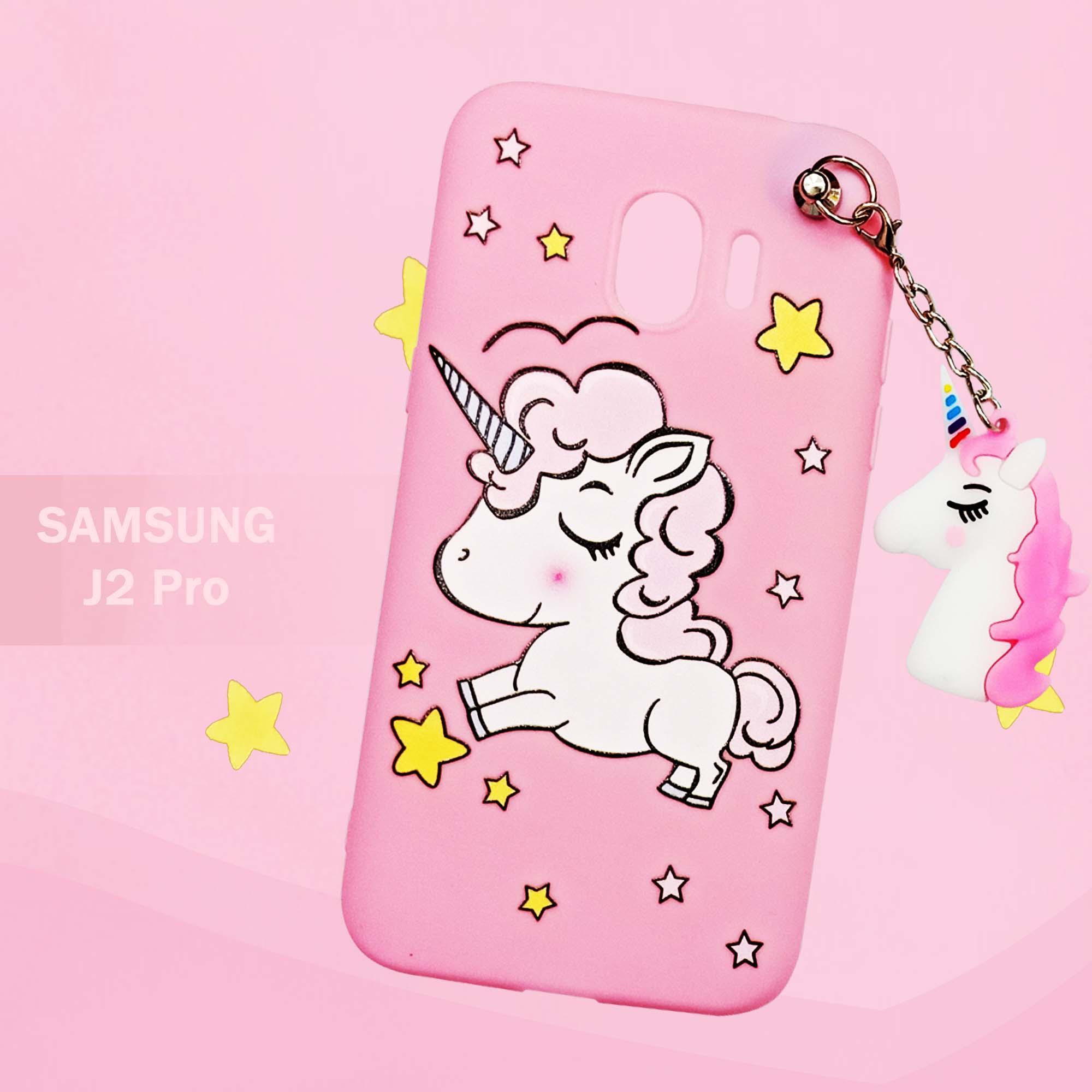 Cek Harga Baru Softcase Unicorn Pink Gantel New For Samsung Galaxy