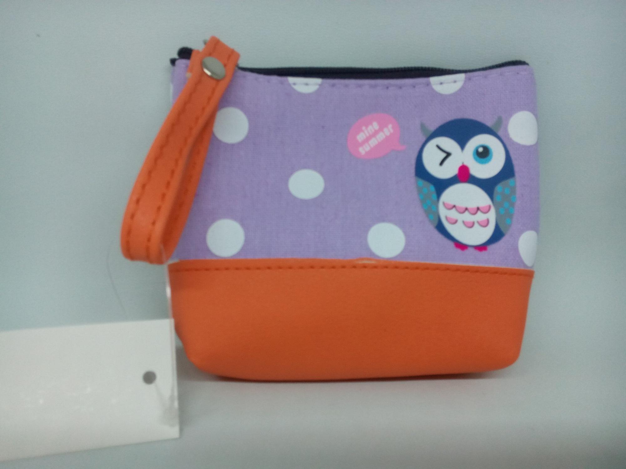 Dompet Koin dan Pouch Dompet Wanita / Dompet cewek murah import terbaru -clue win shop