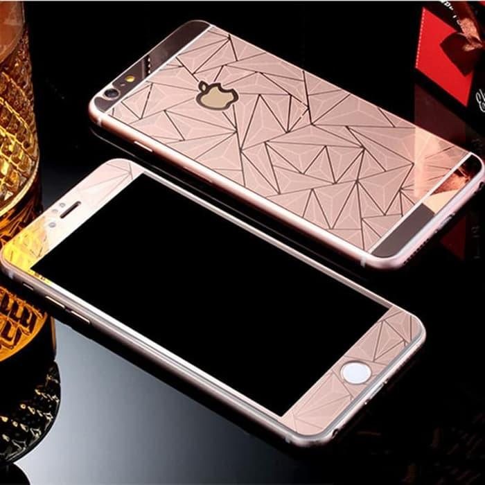 Tempered Glass Diamond iPhone 4 or 4S - Rose Gold