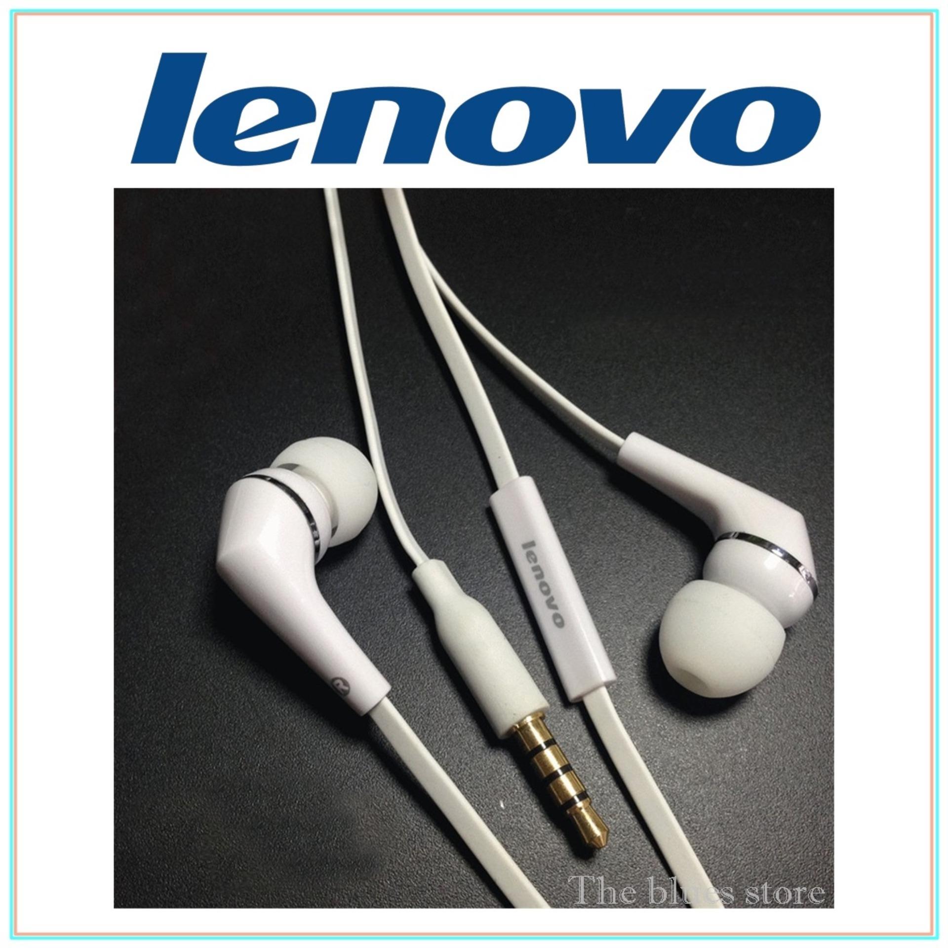 Lenovo Handsfree/Headset/Earphone LH102 - Original