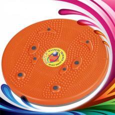 Alat Fitness Rumahan Jogging Body Plate Penghilang Lemak Pembentuk Otot / Govind
