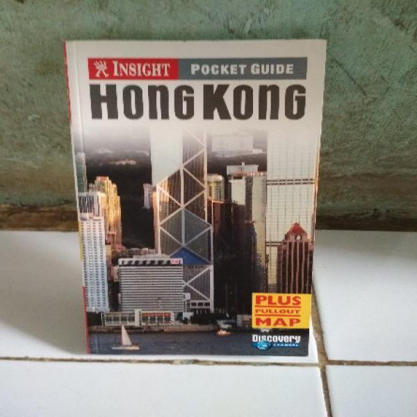 Original INSIGHT POCKET GUIDE HONGKONG