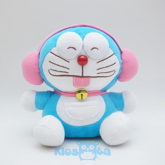 Boneka Doraemon Earphone