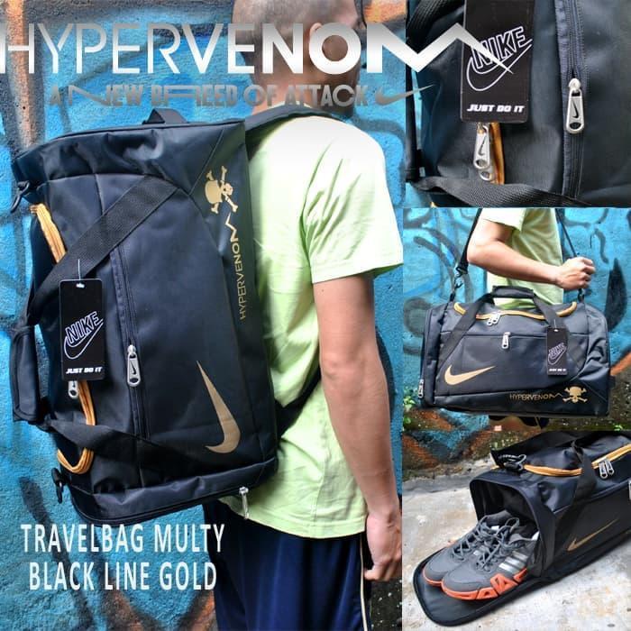 ec50504255 Harga Murah Tas Travel Bag Gym Nike Hypervenom Spesifikasi Lengkap ...