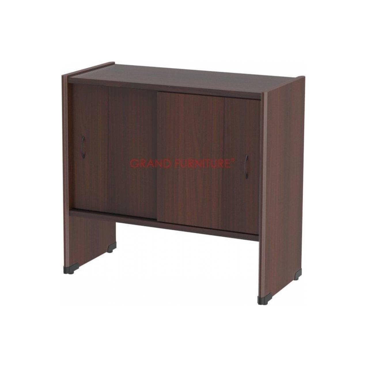 GRAND FURNITURE Meja Kabinet/ Meja Samping Pintu Sliding DC S1