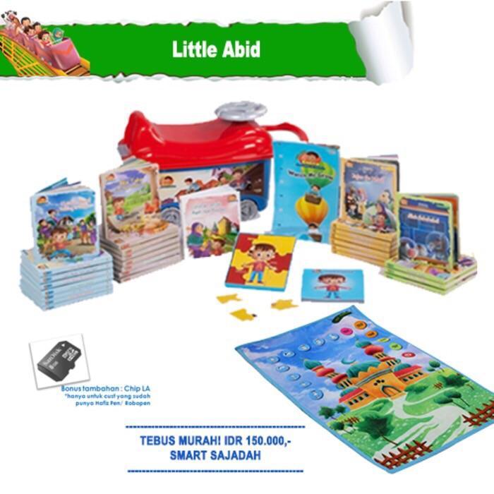Features Little Abid Dan Harga Terbaru - Daftar Harga dan Tempat ... 4e1f47a53b