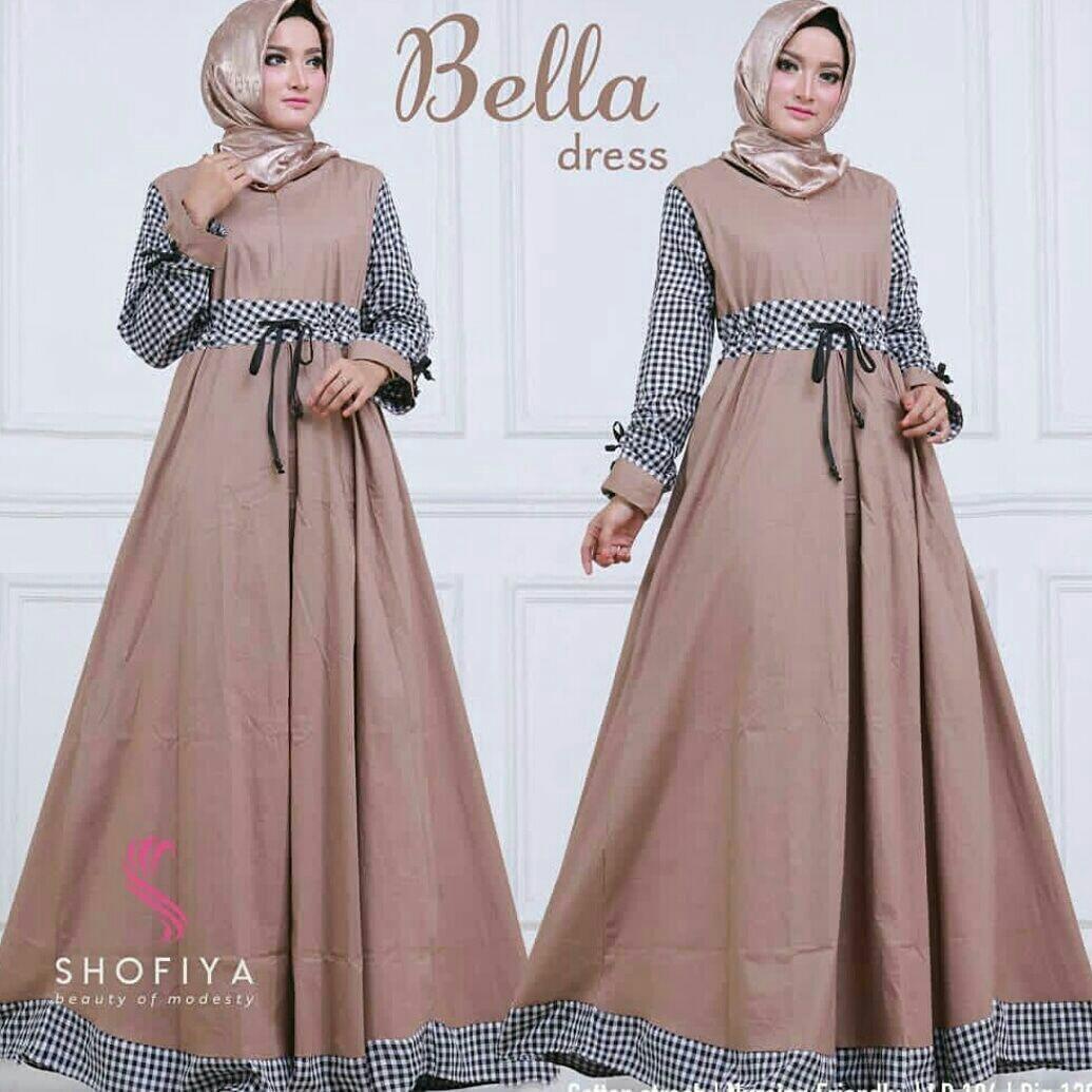 BF - Bella dress mocca.ij