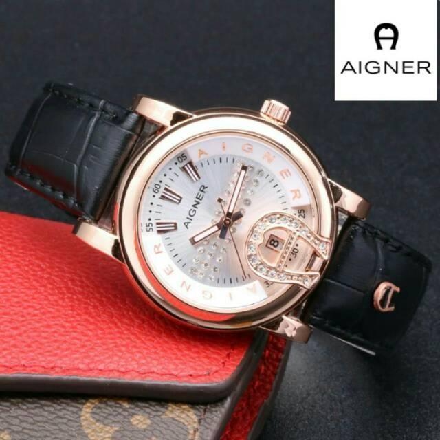 Jam Aigner Kulit Mata alexander jam alexandre wanita casio jam tangan guess Pria air tangan wanita