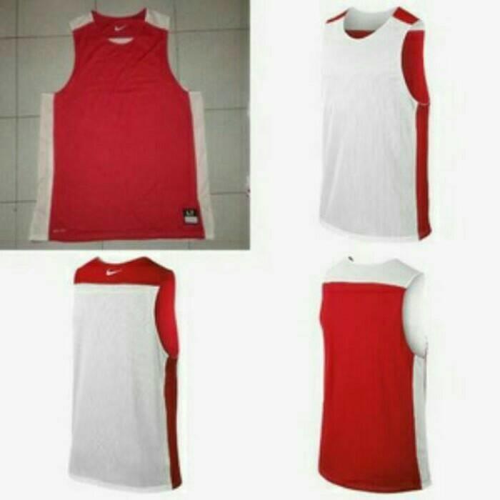 Nike Team league Reverseble Tank-Top Basketball Sz LT-3XL Original