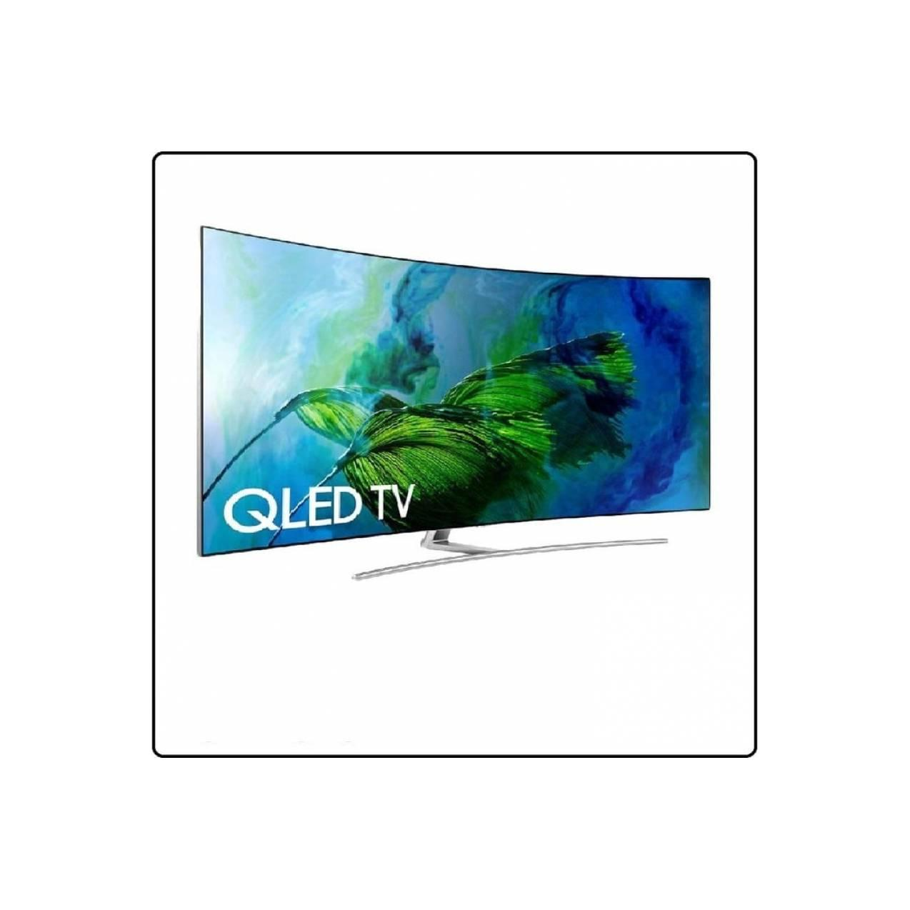 Samsung QA65Q8C 65 Inch QLED 4K Curved Smart LED TV