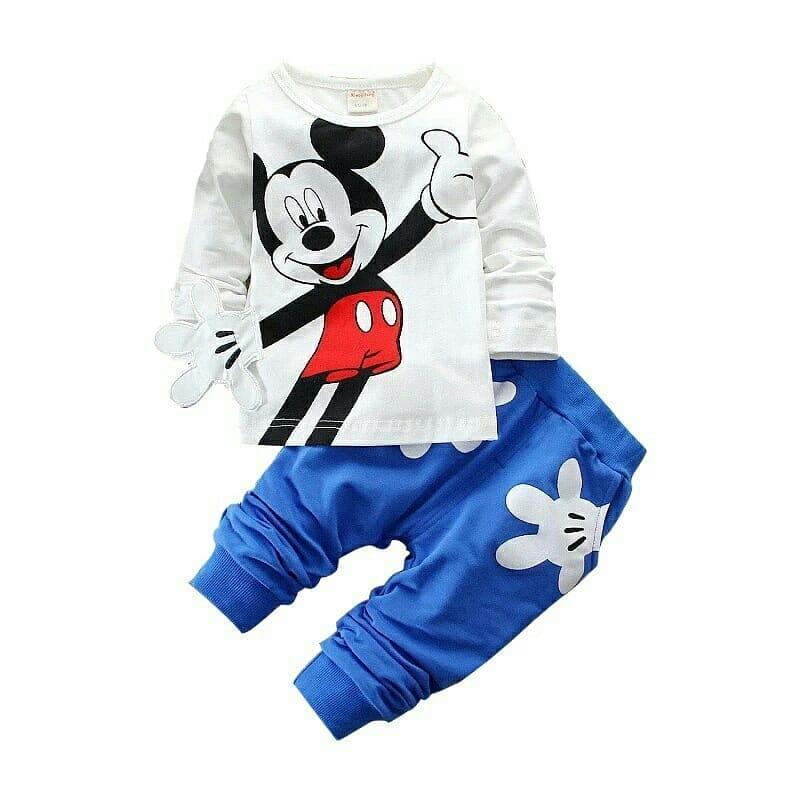 ... Childrens Clothing - Baju dan Celana Anak Laki Laki - Stelan Cowok Umur 3 - 5