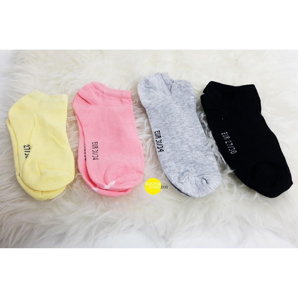 Gudang Fashion Kaos Kaki Pendek Di Bawah Mata Kuning Daftar Rajut Dewasa Putih Soc 81 Wanita Ukuran Semata Bahan Spandex Cotton