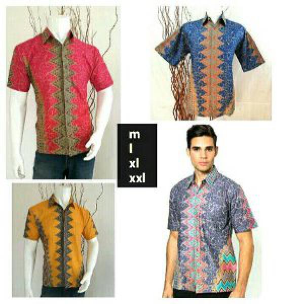 Batik Kemeja Jokowi