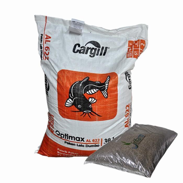 Jirifarm (09399) Pakan Lele Cargill Al-622 3Kg Uk. 2Mm U/ Lele 6-8 Cm - U4lngn
