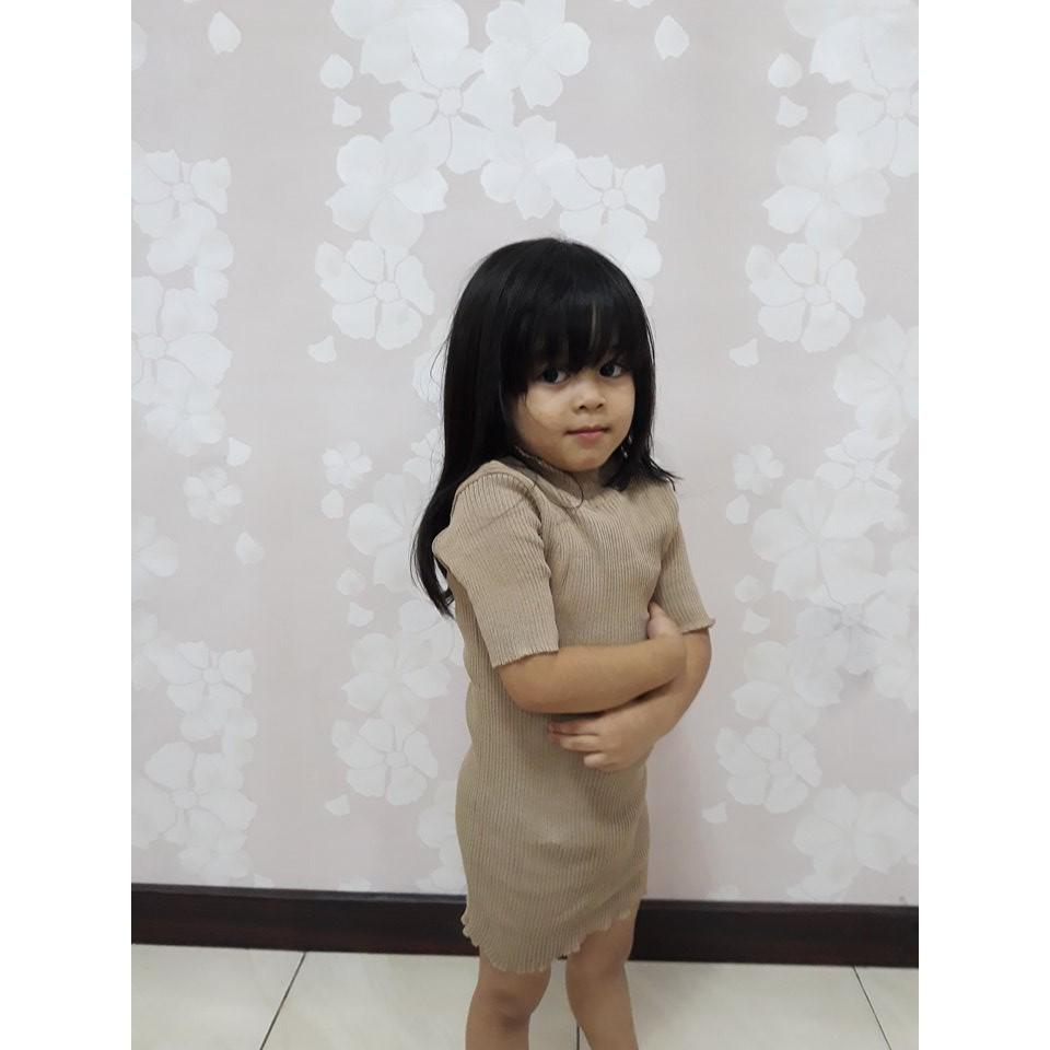 Baju Rajut Anak Kalila Dress | khalila dress | khalila rajut