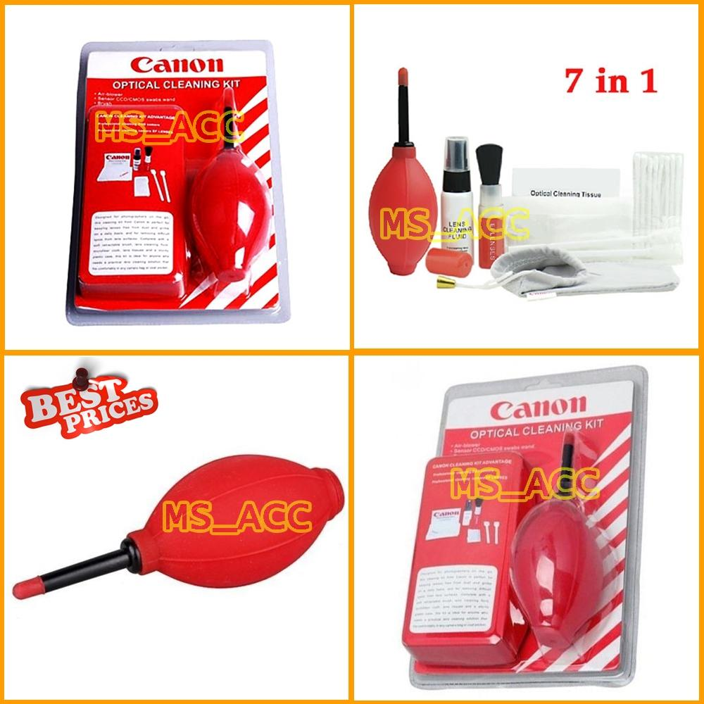 Canon Optical Cleaning Kit / Cleaning Kit Camera Canon / Pembersih Lensa Camera Canon [ ms_acc