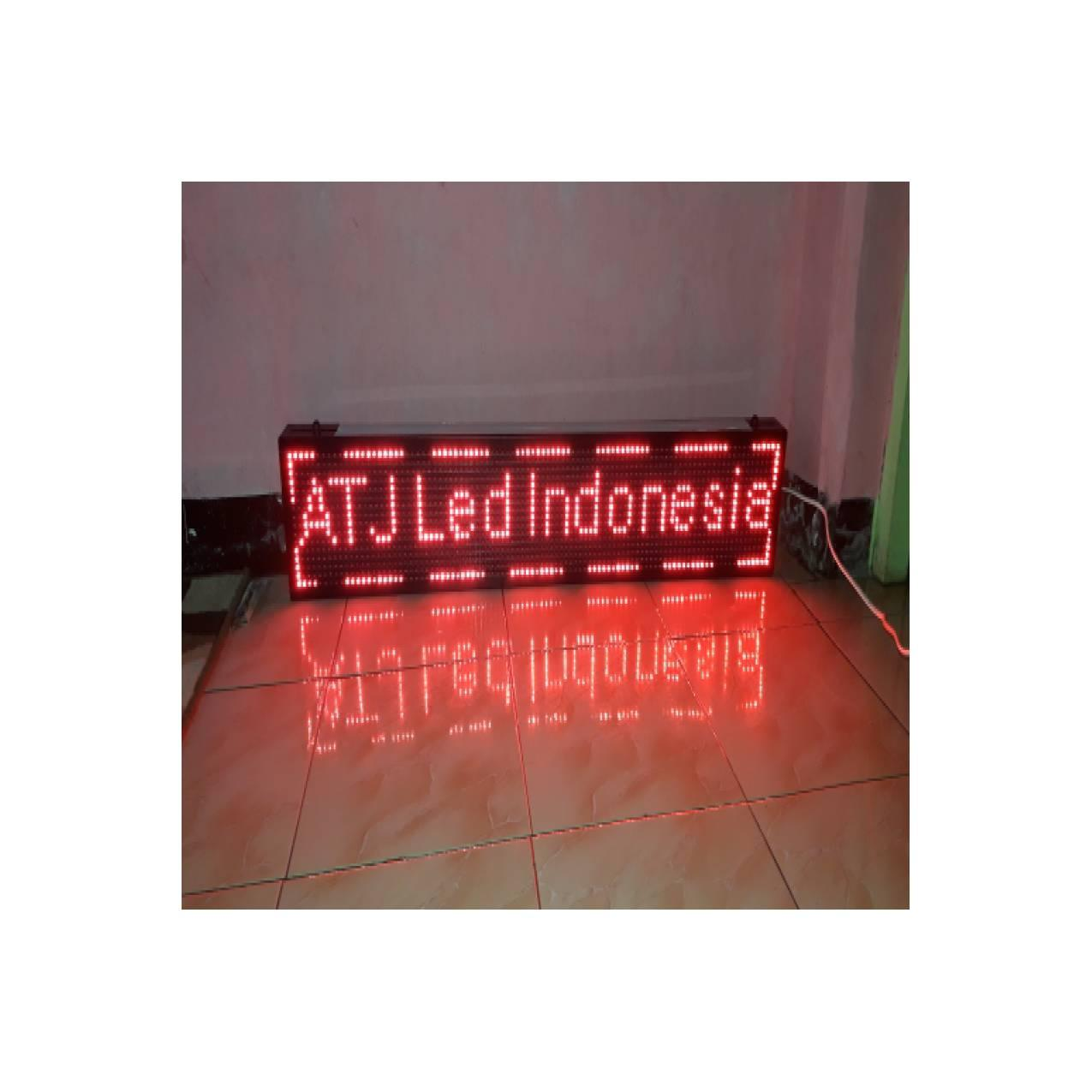 Running text Digital / tulisan berjalan / moving signal / lampu led