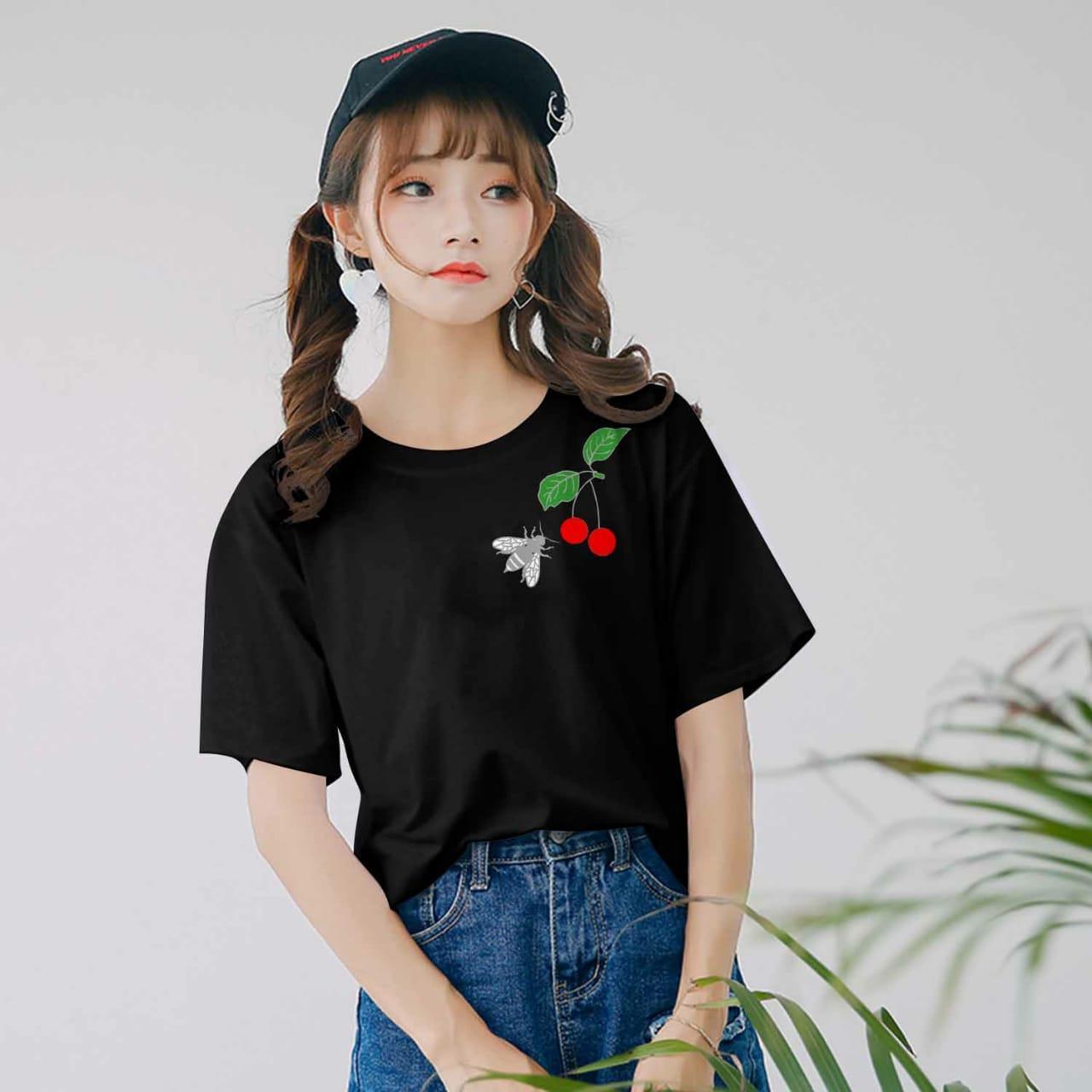 Vanessa Tumblr Tee / T-Shirt BEECHERRY / T-shirt Wanita / Kaos Cewek
