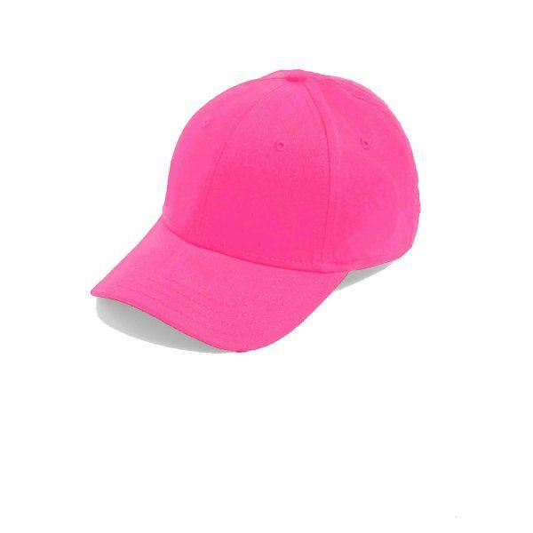 Ranita Fashion  Topi Basic Twill Pria Polos Baseball Cap
