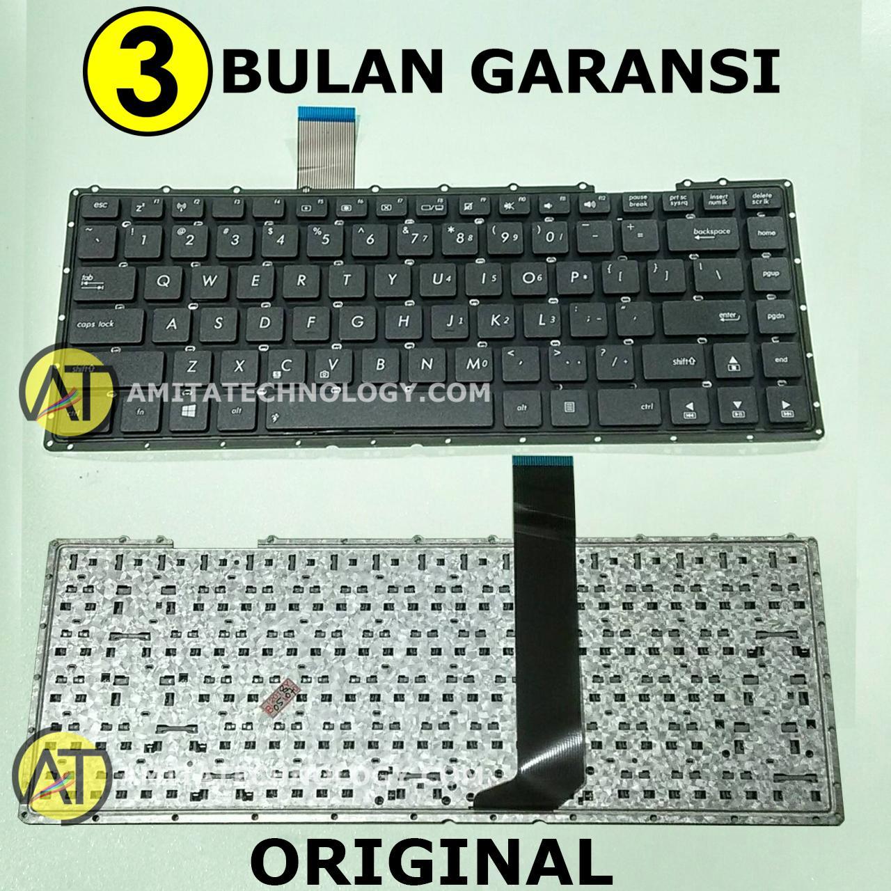 Keyboard Laptop ORIGINAL Asus A450L A450LA A450LAV A450LB A450LC A450LD A450L