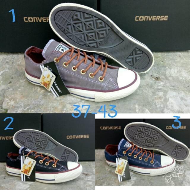 Sepatu Converse Allstar Chuck Taylor Premium Vietnam Murah Sneakers Kets Casual Murah