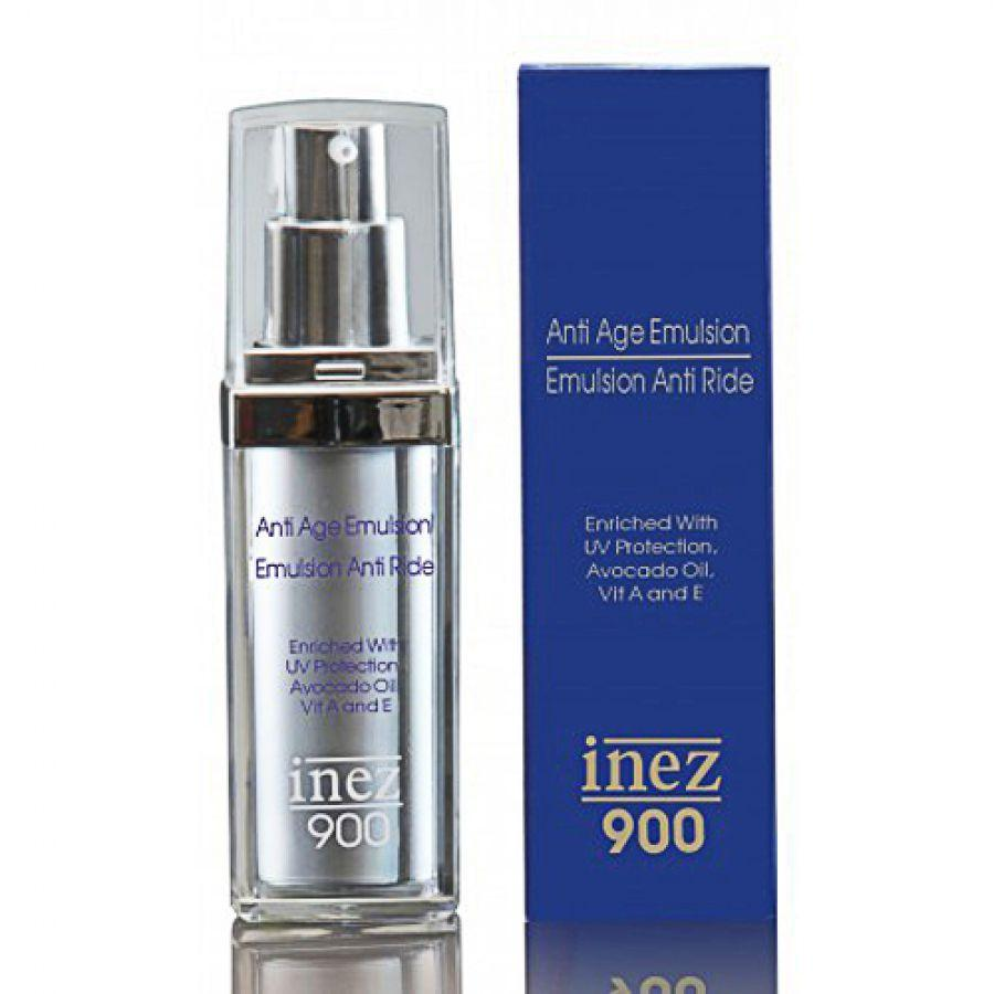 Inez Kosmetik Anti Aging Emulsion Facial Care Super