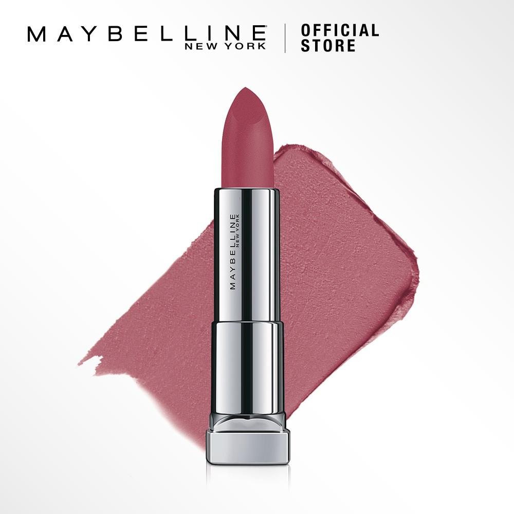 Maybelline Color Sensational The Creamy Mattes - Smitten
