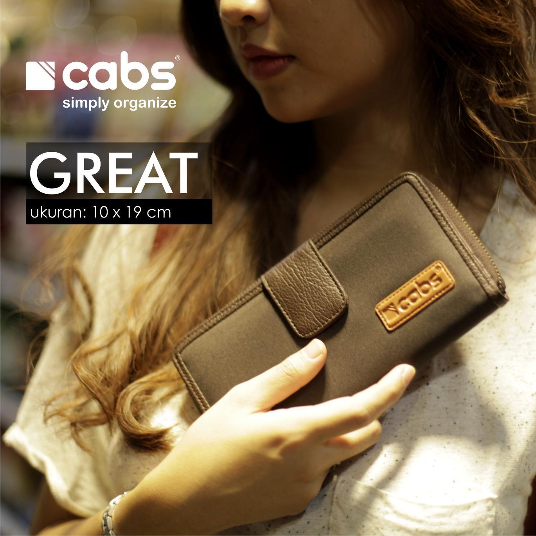 Cabs Pocket Type Cross Dompet Pria Wanita Kartu Rose Tosca Hp Organizer Hpo Great Unik Cantik Branded
