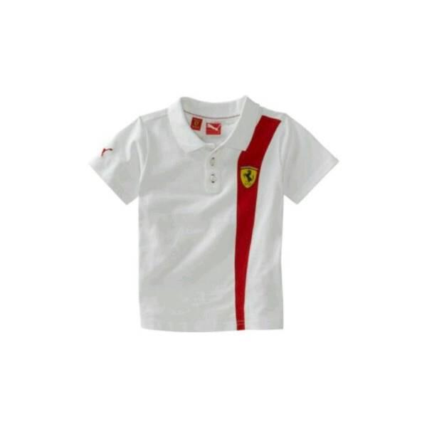 Kaos Polo/Polo Shirt Puma Ferrari - 9Z3oey
