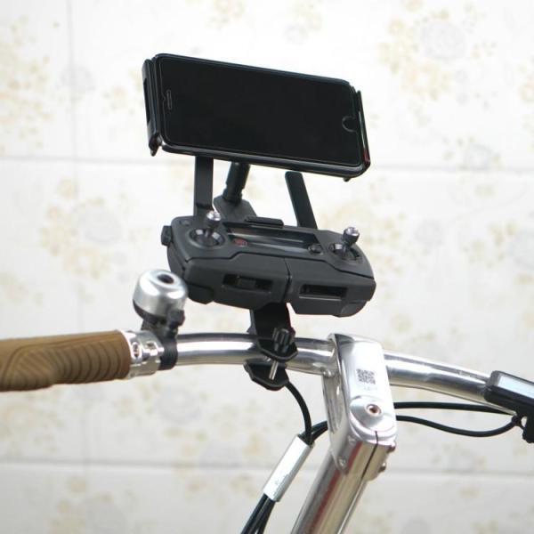 Phân phối Điều Khiển Từ Xa Bike Kẹp Chủ Cho Spark / Mavic Pro Điện Thoại Tablet Đứng Núi Bracket Cho Dji Drone