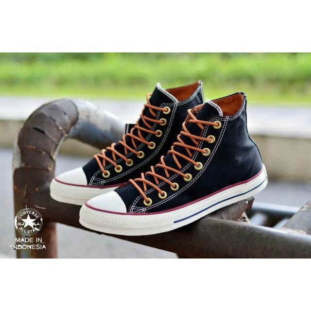 Sepatu SNEAKERS PRIA Sepatu CONVERSE ALLSTAR HI ORI VIETNAM
