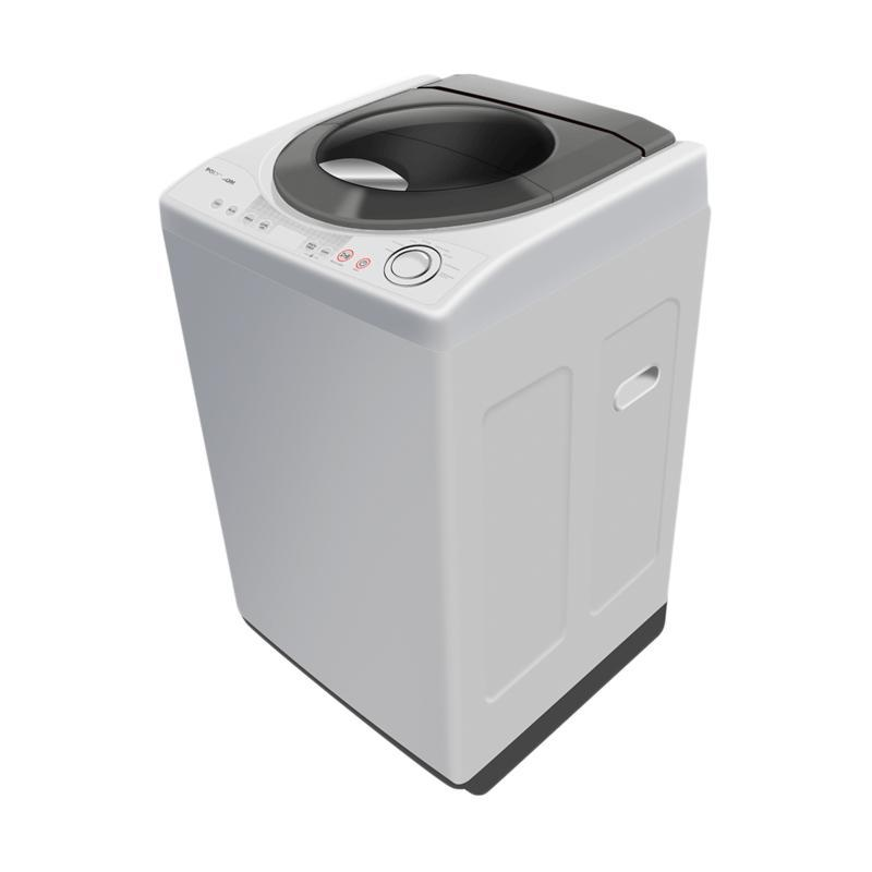 Polytron PAW 9511 Top Loading Washing Machine 9,5Kg - Khusus JADETABEK