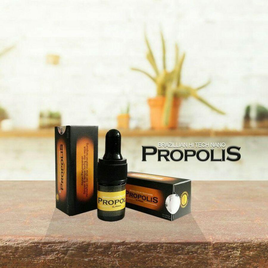 Herbal Alami PROPOLIS HARMONI HI TECH NANO ORIGINAL ( botol )