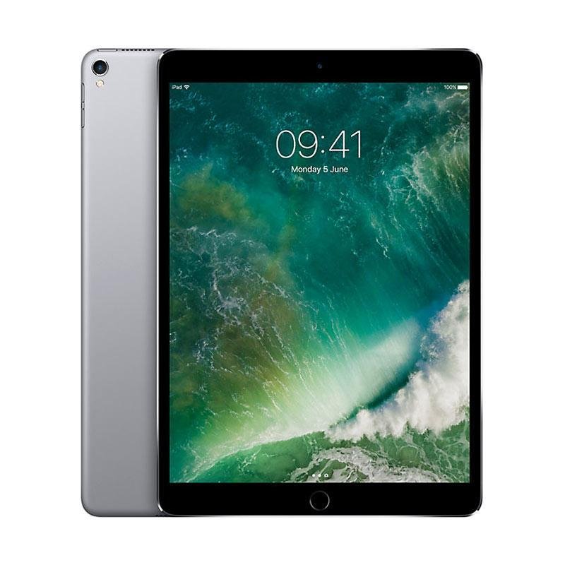 Apple iPad Pro 2017 256 GB Tablet - Space Gray [Wi-Fi + Cellular 4G LTE/ 10.5 Inch]