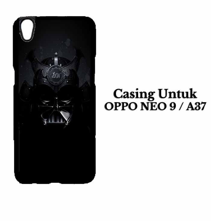 Casing OPPO A37 funny ninja Hardcase Custom Case Se7enstores