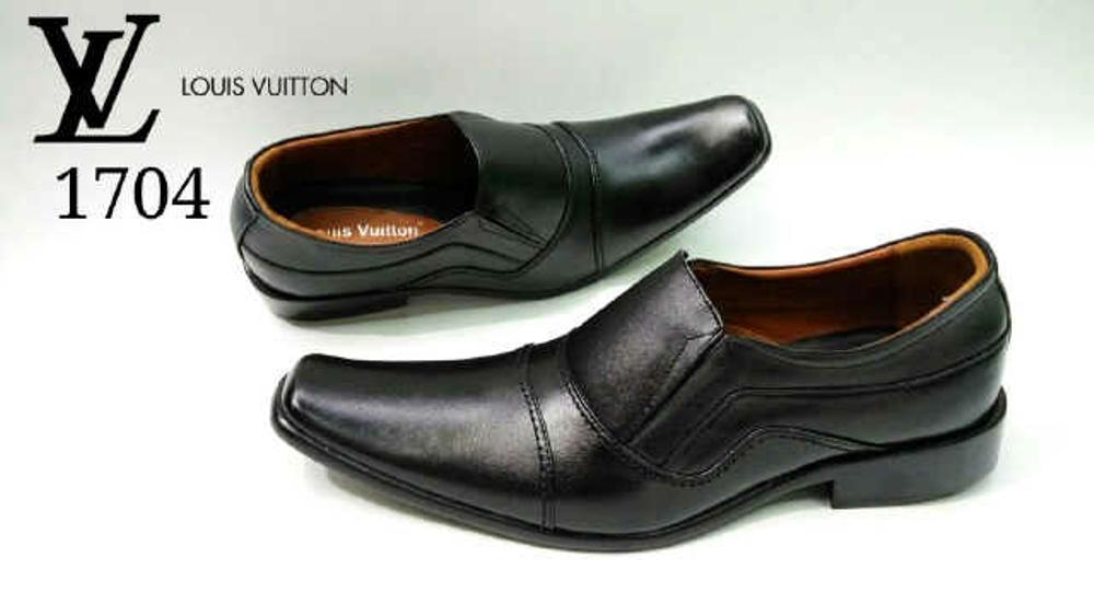 Promo sepatu lv pantofel kulit 1704 ( pantofel lv  4f285b92e6