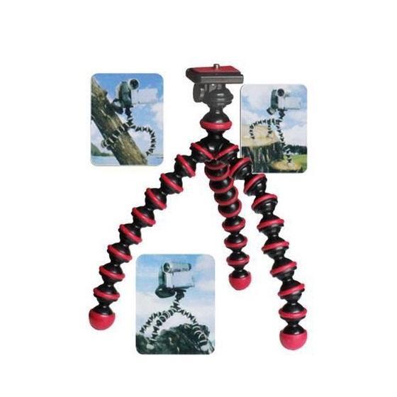 Tripod Mini GORILLA Kamera Holder Ukuran M - Universal + Holder U