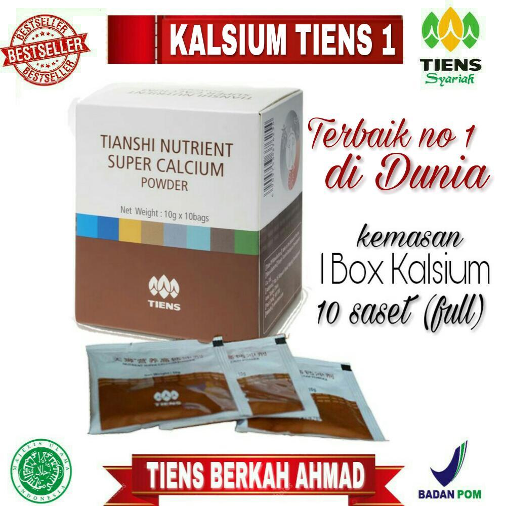 Tiens Nutrient Calcium Powder Free Kuas Masker Kalsium Dewasa Tianshi Paket Peninggi Badan Silver Zinc Nhcp Herbal Ab1 Susu 1