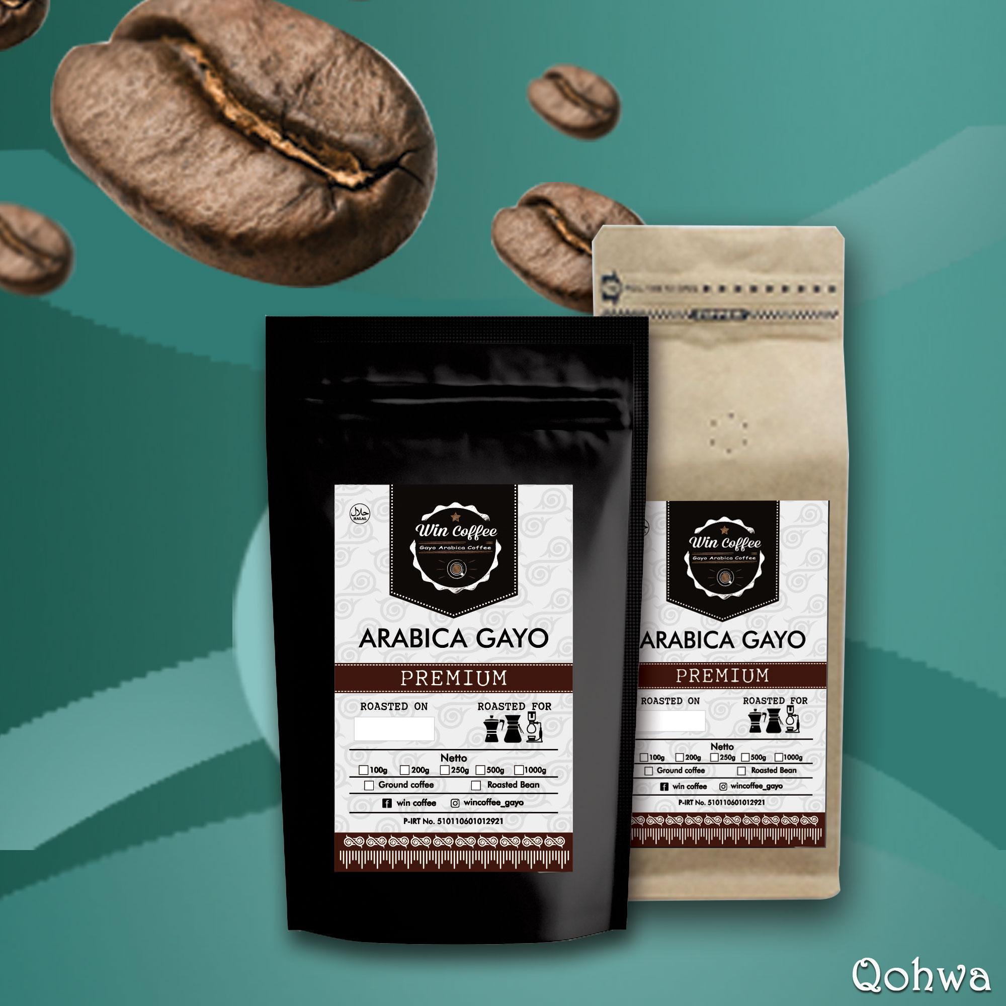 Erzcoffeehouse Coffee Blend Erz House Arabika Robusta Kopi Biji Bubuk Rajabica Koffie Warung Tinggi Premium 100 Gram Source Qohwa